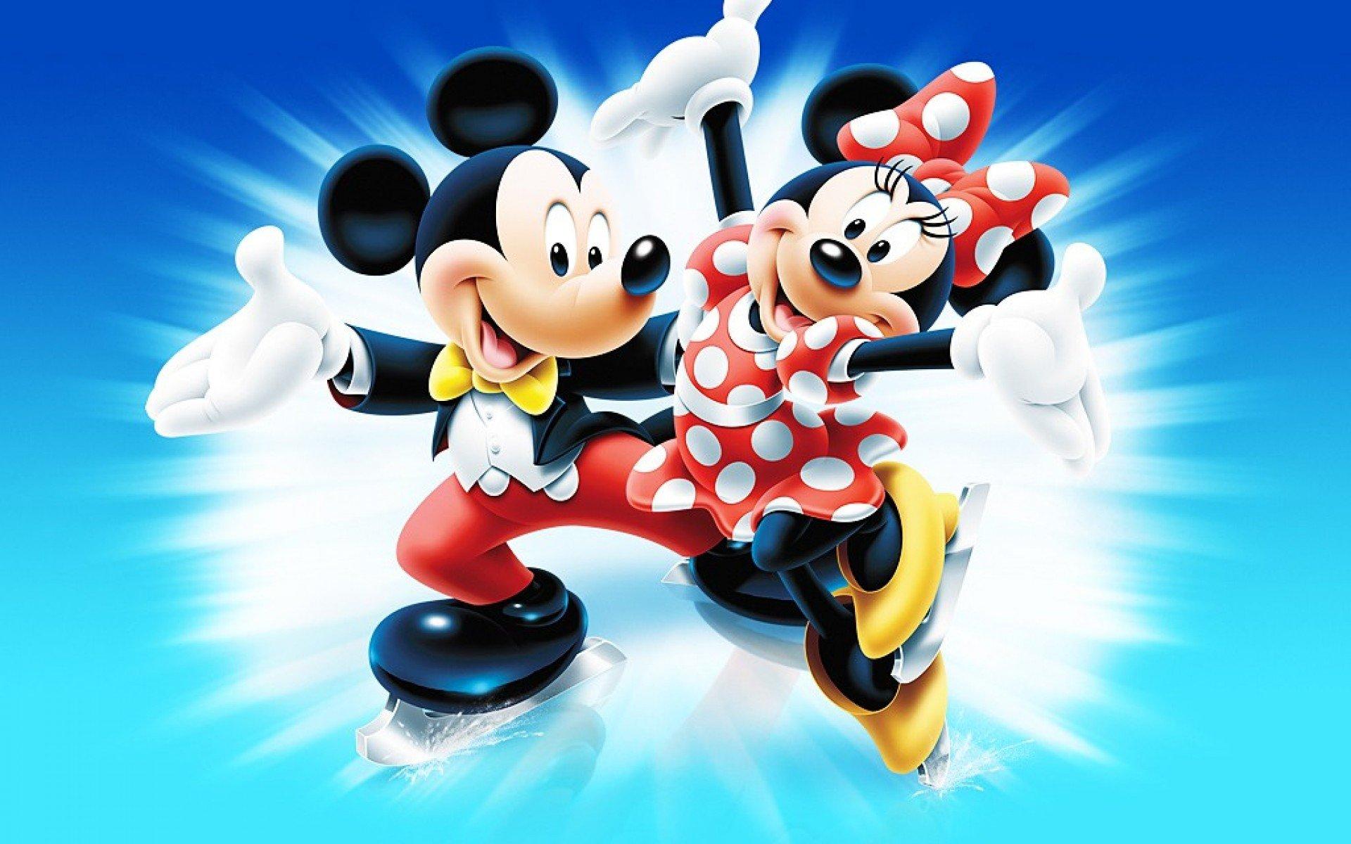 Met Mickey en Minnie de wereld rond