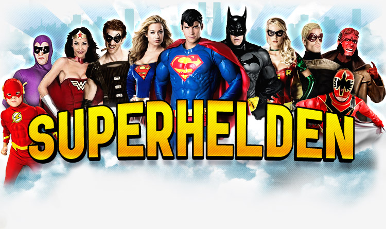 Superhelden week